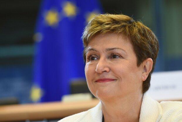 Транш от МВФ: довольная Зеленским Георгиева пообещала прислать комиссию в сентябре