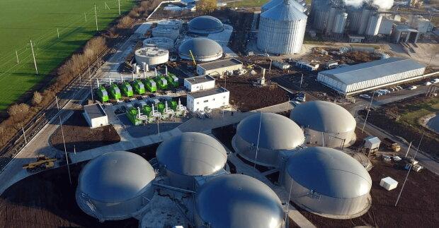 За год в Украине запустили 68 биогазовых станций