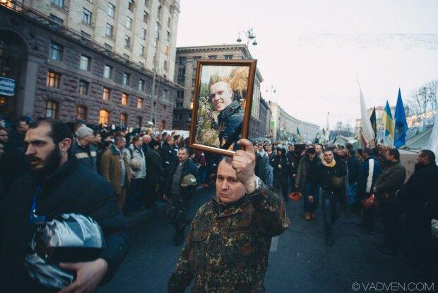 Ему было всего 19: Украина вспоминает героя Небесной Сотни Устима Голоднюка