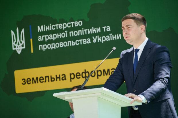 Роман Лещенко, фото с официального сайта Кабмина