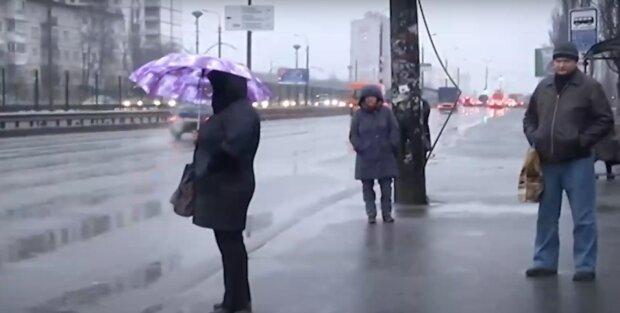 Погода в Украине 7 октября