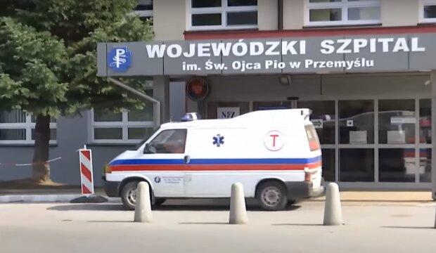 Трагедия в Польше