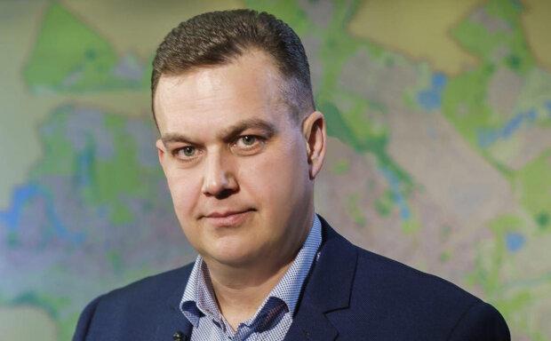 Убит мэр Кривого Рога Константин Павлов