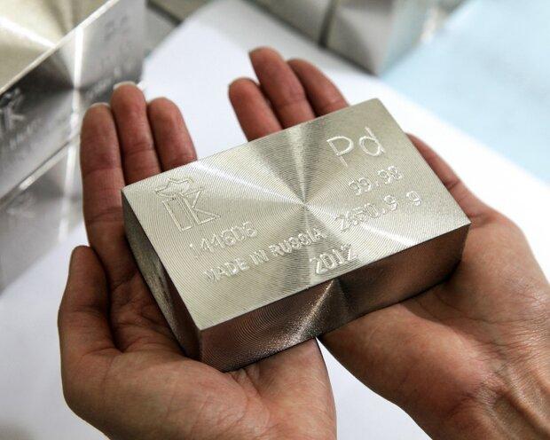 Курс банковских металлов на 27 июля от НБУ