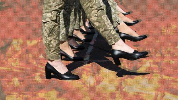 Каблуки на военных — это издевательство: Лазебная, Стефанишина и Лапутина выступили против сексизма в Минобороны