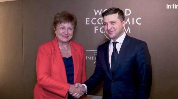 Украина получила транш в размере $2,7 млрд от МВФ